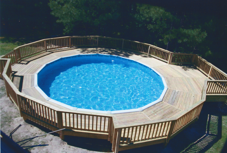 Swimming Pool Pressure : Completed projects from a better deck